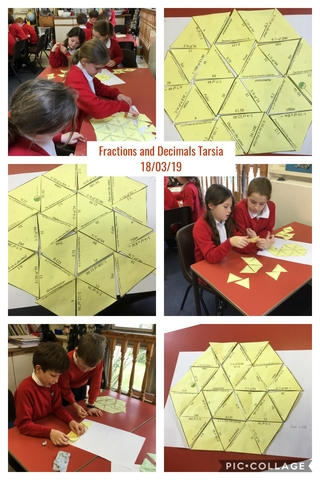 Fraction Tarsias